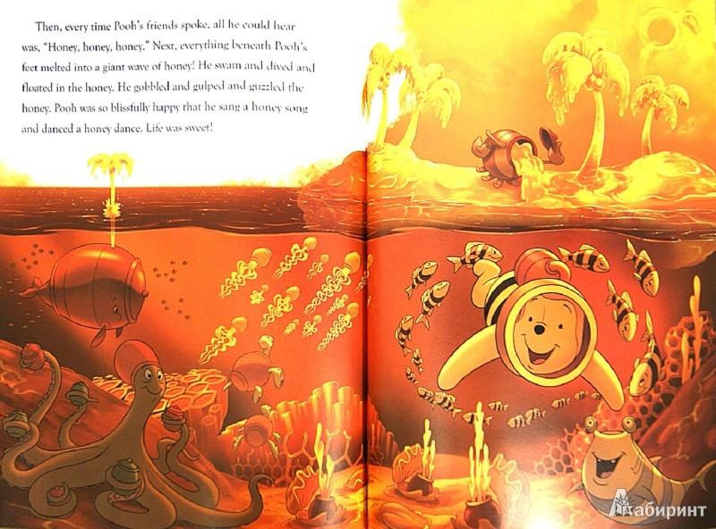 Иллюстрация 1 из 9 для Winnie the Pooh: Hundred-Acre-Wood Treasury - Lisa Marsoli | Лабиринт - книги. Источник: Лабиринт
