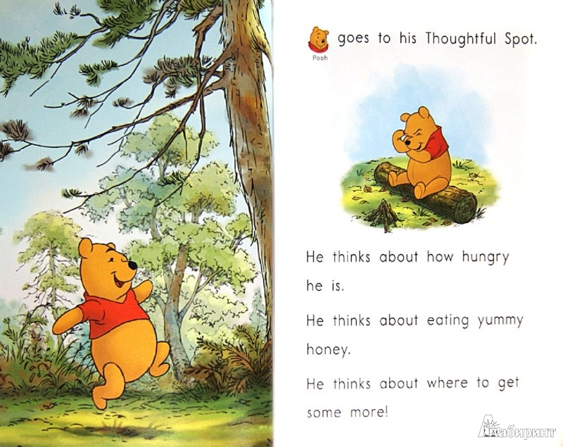 the maturity of winnie the pooh [packaged as part of a 3 book set titled walt disney's winnie-the-pooh treasury] number of pages maturity rating : not_mature: page count - print type.