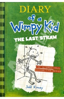 Diary of a Wimpy Kid. The Last Straw his last bow