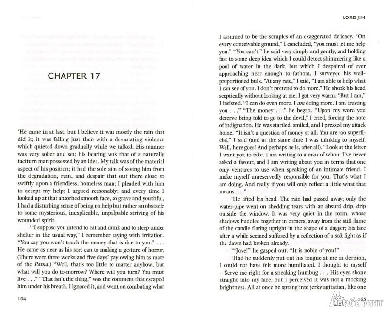 Иллюстрация 1 из 14 для Lord Jim - Joseph Conrad | Лабиринт - книги. Источник: Лабиринт