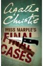 Christie Agatha Miss Marple's Final Cases the surrender of miss fairbourne