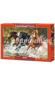 """Puzzle-500 """"Лошади"""" (B-51823)"""