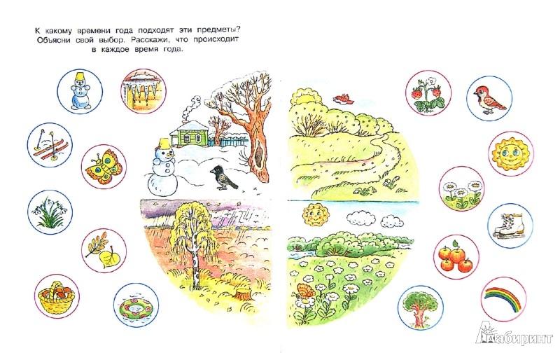 Иллюстрация 1 из 19 для Что нас окружает. Познаем мир. 4-5 лет - Ольга Земцова | Лабиринт - книги. Источник: Лабиринт