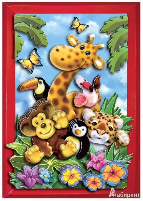 """Иллюстрация 1 из 2 для Набор для творчества """"Давай дружить!"""" (АБ 24-512)   Лабиринт - игрушки. Источник: Лабиринт"""