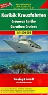 Caribbean Cruises 1:2 500 000