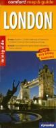 Лондон. Карта и гид. London map & guide 1: 20000