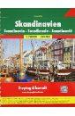 Scandinavia. SuperAtlas 1:250 000-1:400 000 italien superatlas 1 150 000 1 400 000