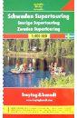 Sweden. Supetouring Road Atlas 1:400 000