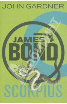 James Bond. Scorpius terrorism before the letter