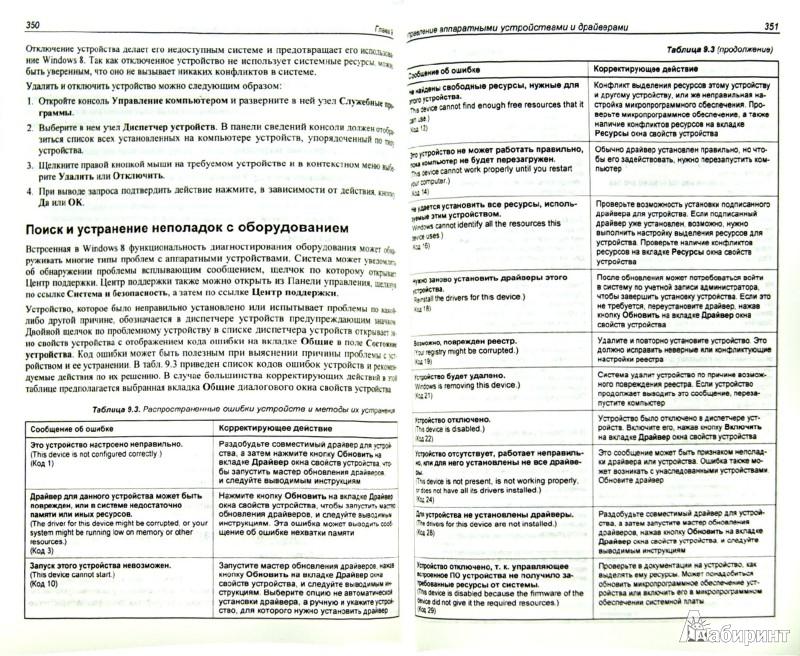 Иллюстрация 1 из 16 для Microsoft Windows 8. Справочник администратора - Уильям Станек   Лабиринт - книги. Источник: Лабиринт