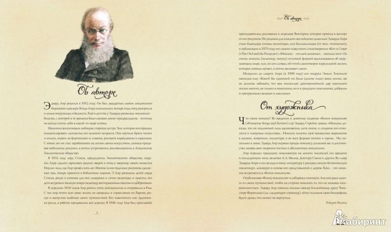 Иллюстрация 1 из 57 для Кот и Сова. Стихи с чудесами - Эдвард Лир | Лабиринт - книги. Источник: Лабиринт
