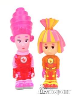 Иллюстрация 1 из 14 для Пластизоль Мася и Симка (GT7179) | Лабиринт - игрушки. Источник: Лабиринт