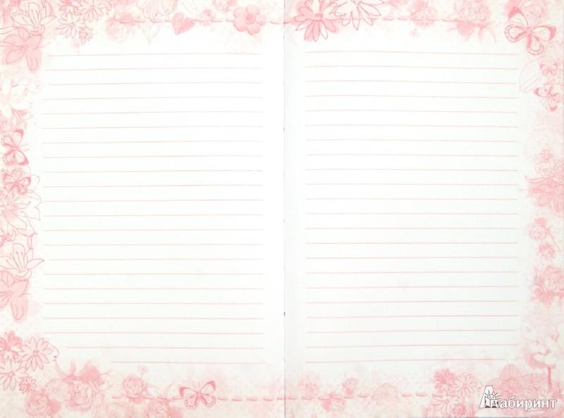 Иллюстрация 1 из 2 для Ежедневник девочки А6+, 80 листов (30160) | Лабиринт - канцтовы. Источник: Лабиринт
