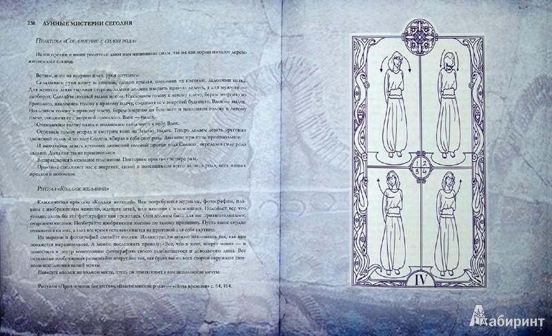 Иллюстрация 1 из 7 для Лунный манускрипт - Лариса Ренар | Лабиринт - книги. Источник: Лабиринт