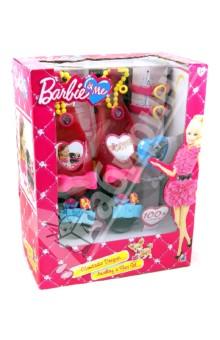 """Barbie. Роскошный набор """"Обувь + Украшения"""" (1680587.00) Halsall Toys International"""