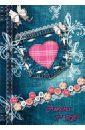 Анкета для друзей Джинс и сердце А5 (32697)