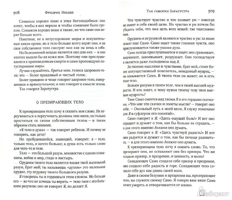 Иллюстрация 1 из 7 для Так говорил Заратустра. Падение кумиров. Философские произведения - Фридрих Ницше   Лабиринт - книги. Источник: Лабиринт