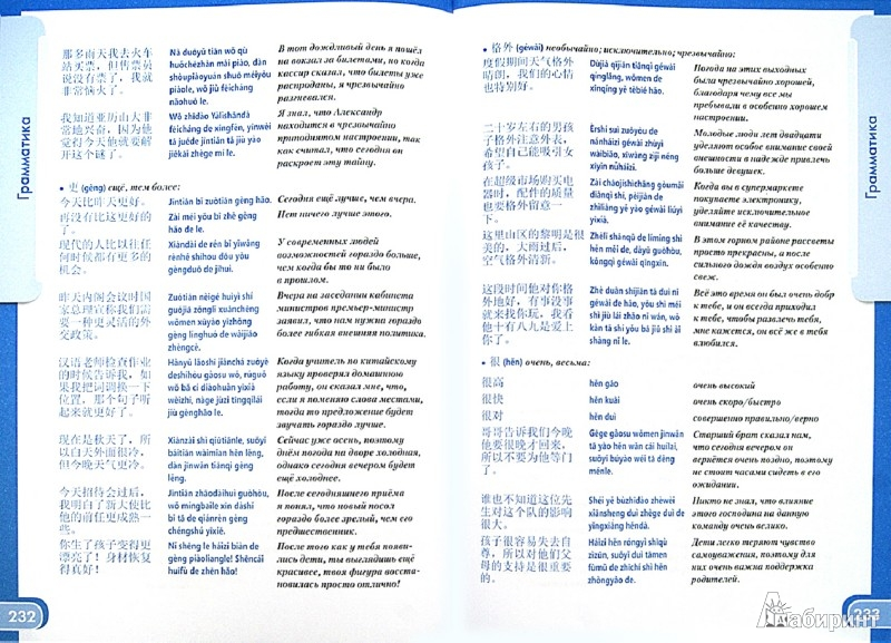 Иллюстрация 1 из 6 для Китайский язык. Большой справочник по грамматике - Фролова, Барабошкин | Лабиринт - книги. Источник: Лабиринт
