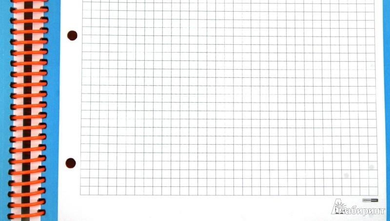 листы а4 в клетку с рамкой