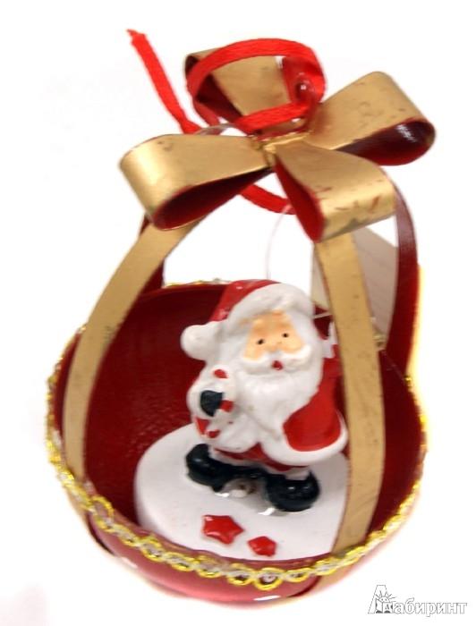 Иллюстрация 1 из 3 для Новогоднее подвесное украшение (31068) | Лабиринт - сувениры. Источник: Лабиринт