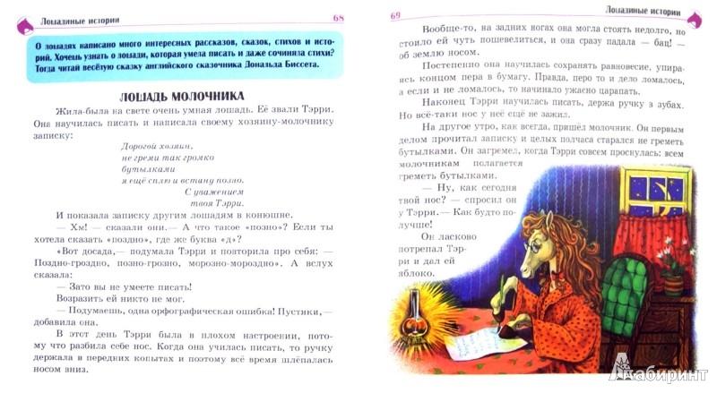 Иллюстрация 1 из 18 для Самое интересное о... лошадях   Лабиринт - книги. Источник: Лабиринт