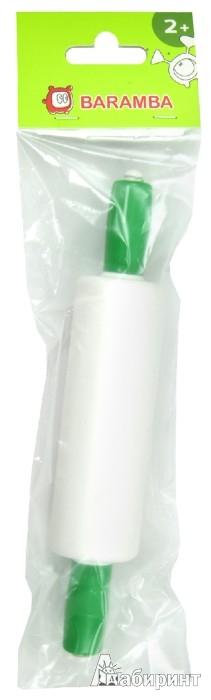 Иллюстрация 1 из 11 для Скалка для лепки и моделирования в блистере (B15525) | Лабиринт - игрушки. Источник: Лабиринт