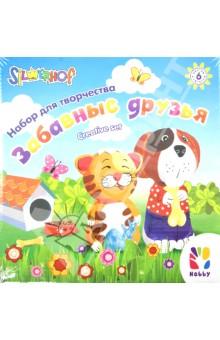 Набор для творчества HOBBY Забавные друзья (899102) набор для творчества hobby