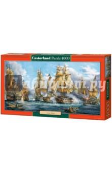 Puzzle-4000 Морской бой (С-400102) автомалиновка ждановичи с фото 4000