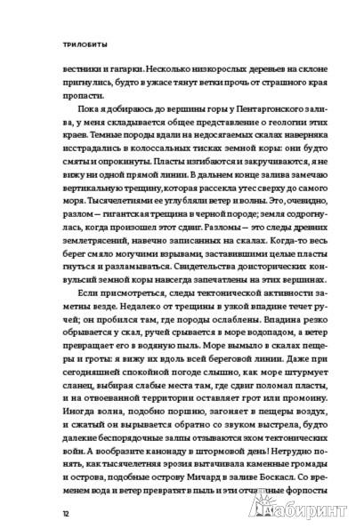 Иллюстрация 1 из 13 для Трилобиты. Свидетели эволюции - Ричард Форти | Лабиринт - книги. Источник: Лабиринт