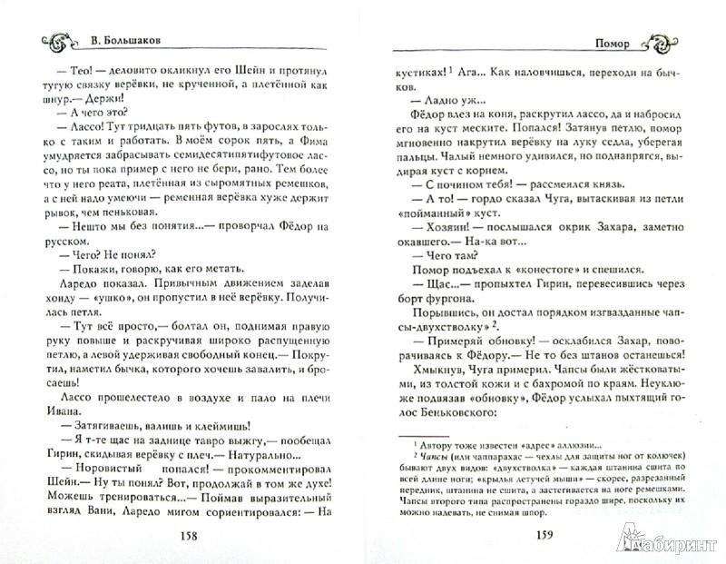 Иллюстрация 1 из 6 для Помор - Валерий Большаков | Лабиринт - книги. Источник: Лабиринт
