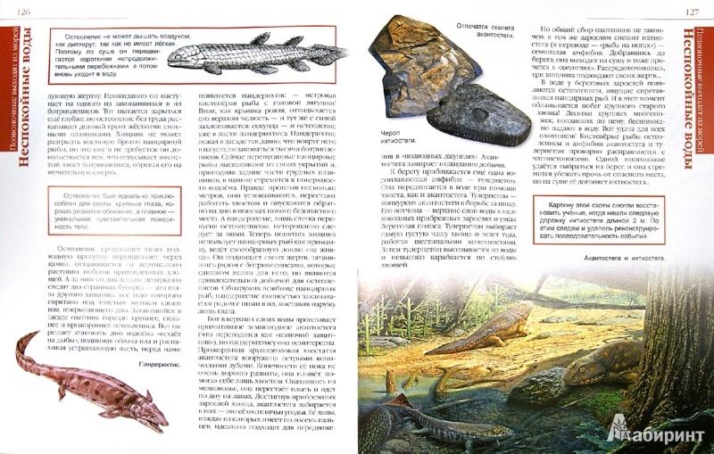 Иллюстрация 1 из 27 для Доисторическая жизнь - Руслан Габдуллин | Лабиринт - книги. Источник: Лабиринт
