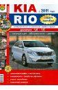 Автомобили Kia Rio с 2011 г. Эксплуатация, обслуживание, ремонт. Иллюстрированное практическое пос. запчасти