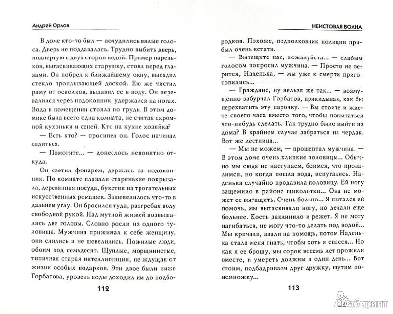 Иллюстрация 1 из 7 для Неистовая волна - Андрей Орлов | Лабиринт - книги. Источник: Лабиринт