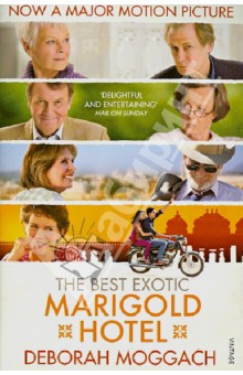 The Best Exotic Marigold Hotel the comedy of errors