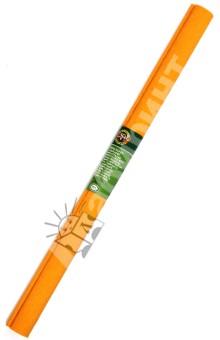 Бумага гофрированная оранжевая в рулоне (9755011001PM)