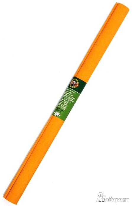 Иллюстрация 1 из 2 для Бумага гофрированная оранжевая в рулоне (9755011001PM) | Лабиринт - игрушки. Источник: Лабиринт