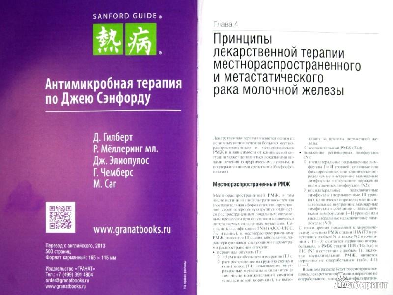 Иллюстрация 1 из 6 для Лекарственная терапия рака молочной железы - Переводчикова, Стенина, Портной | Лабиринт - книги. Источник: Лабиринт
