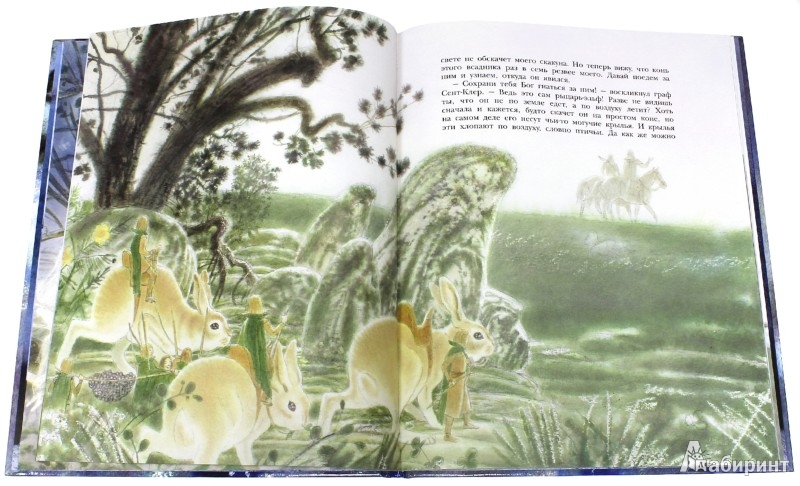 Иллюстрация 1 из 24 для Рыцарь-Эльф: шотландская легенда   Лабиринт - книги. Источник: Лабиринт