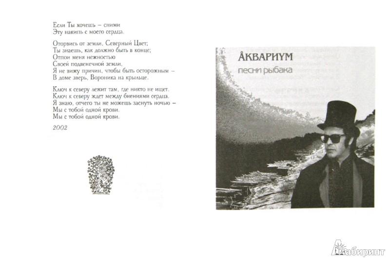 Иллюстрация 1 из 23 для Песни - Борис Гребенщиков | Лабиринт - книги. Источник: Лабиринт