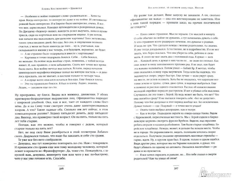 Иллюстрация 1 из 10 для Цвингер - Елена Костюкович   Лабиринт - книги. Источник: Лабиринт
