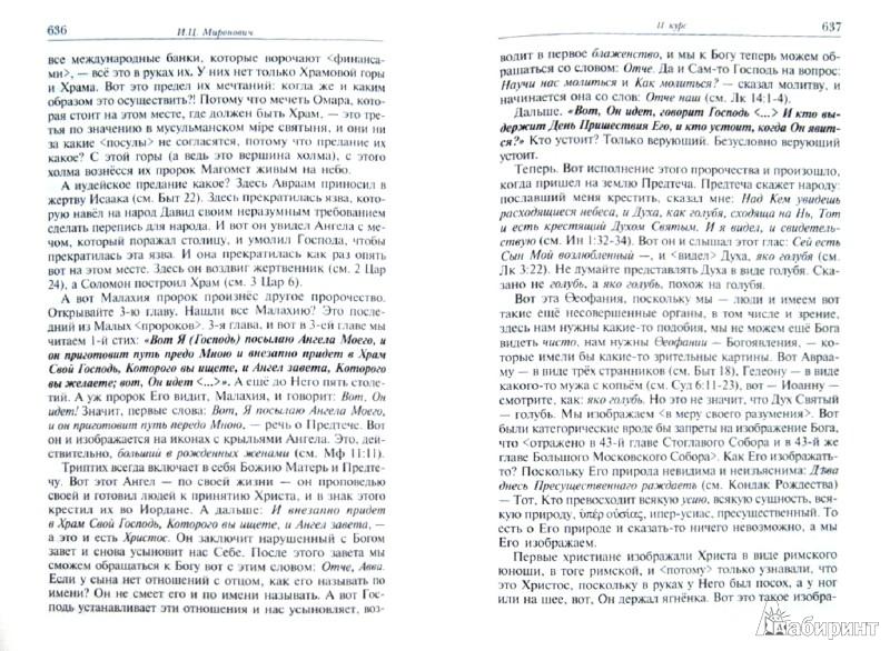 Иллюстрация 1 из 16 для Лекции по Священной Библейской истории Ветхого и Нового Заветов - Игорь Миронович | Лабиринт - книги. Источник: Лабиринт