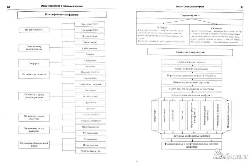 Иллюстрация 1 из 16 для Обществознание в схемах, терминах, таблицах - Елена Домашек | Лабиринт - книги. Источник: Лабиринт