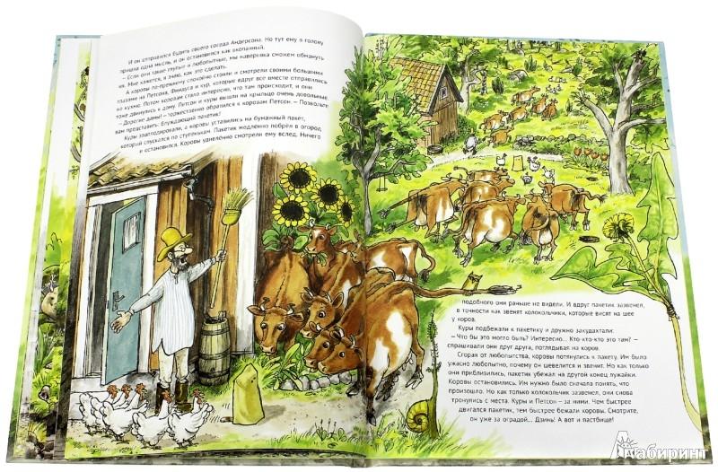 Иллюстрация 4 из 57 для Переполох в огороде - Свен Нурдквист | Лабиринт - книги. Источник: Лабиринт