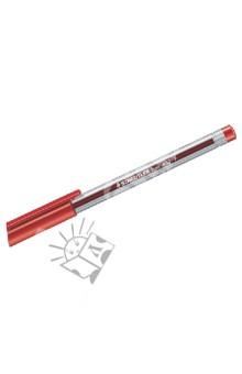 """Шариковая ручка """"Ball, F"""" 0,3 мм, красный (432F-2)"""