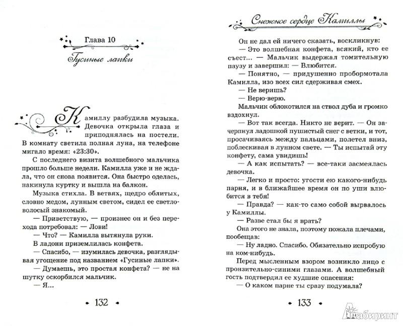 Иллюстрация 1 из 7 для Снежное сердце Камиллы - Ирина Молчанова   Лабиринт - книги. Источник: Лабиринт