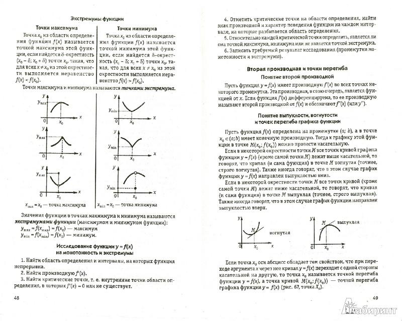Иллюстрация 1 из 36 для Памятка по алгебре и геометрии - Светлана Белых   Лабиринт - книги. Источник: Лабиринт