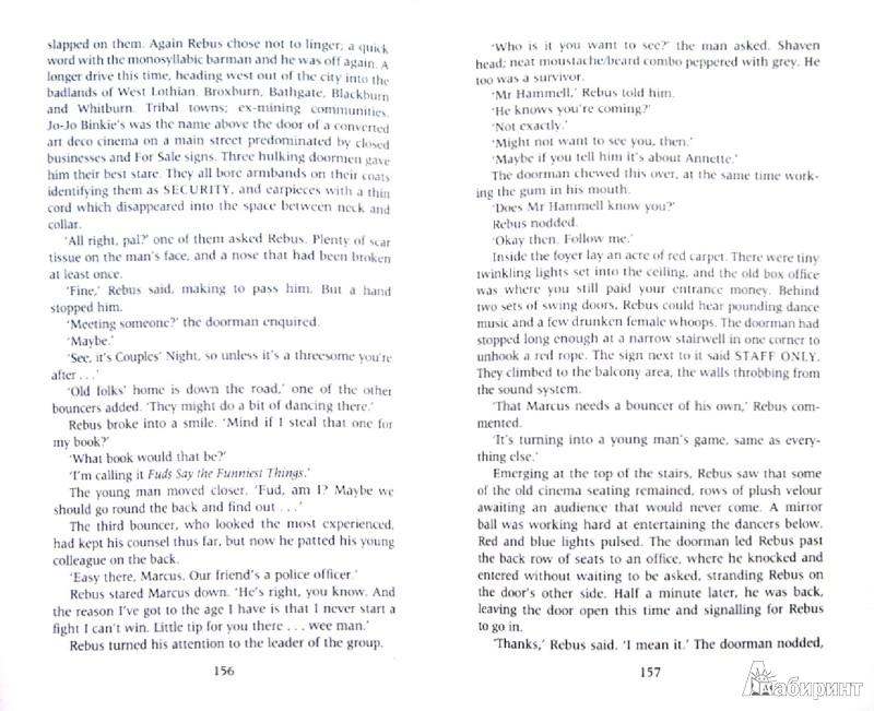 Иллюстрация 1 из 6 для Standing in Another Man's Grave - Ian Rankin   Лабиринт - книги. Источник: Лабиринт