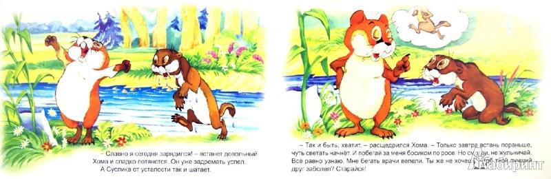 Иллюстрация 1 из 26 для Как Хома зарядкой занимался - Альберт Иванов | Лабиринт - книги. Источник: Лабиринт