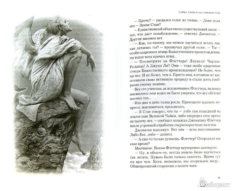 Иллюстрация 1 из 12 для Чайка Джонатан Ливингстон. Иллюзии. Карманный справочник Мессии - Ричард Бах | Лабиринт - книги. Источник: Лабиринт