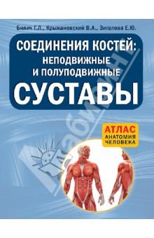 Соединения костей: неподвижные и полуподвижные суставы анна спектор большой иллюстрированный атлас анатомии человека